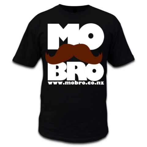 Mo Bro NZ Black - Mo Bro NZ